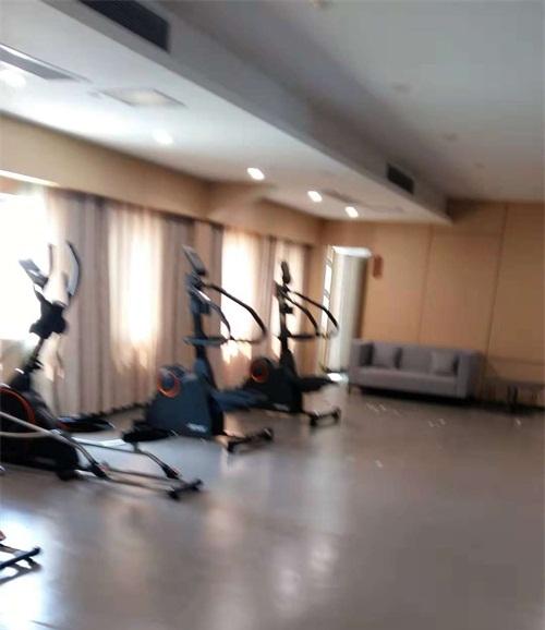 大丰西郊梅园酒店健身房