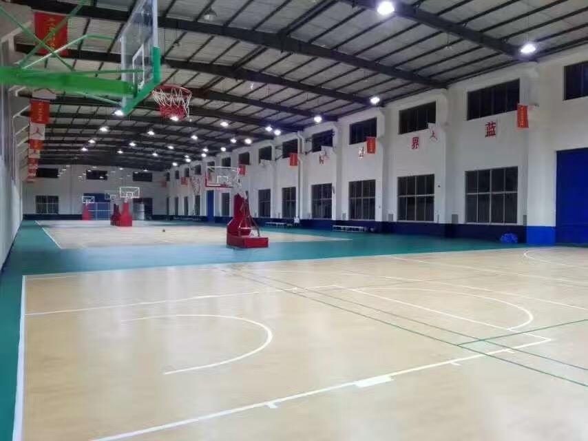 建湖篮球馆